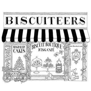 Biscuiteers.com