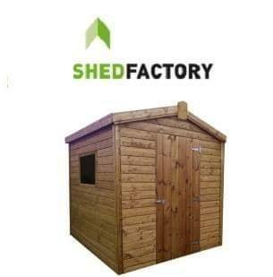 Shed factory ireland.ie