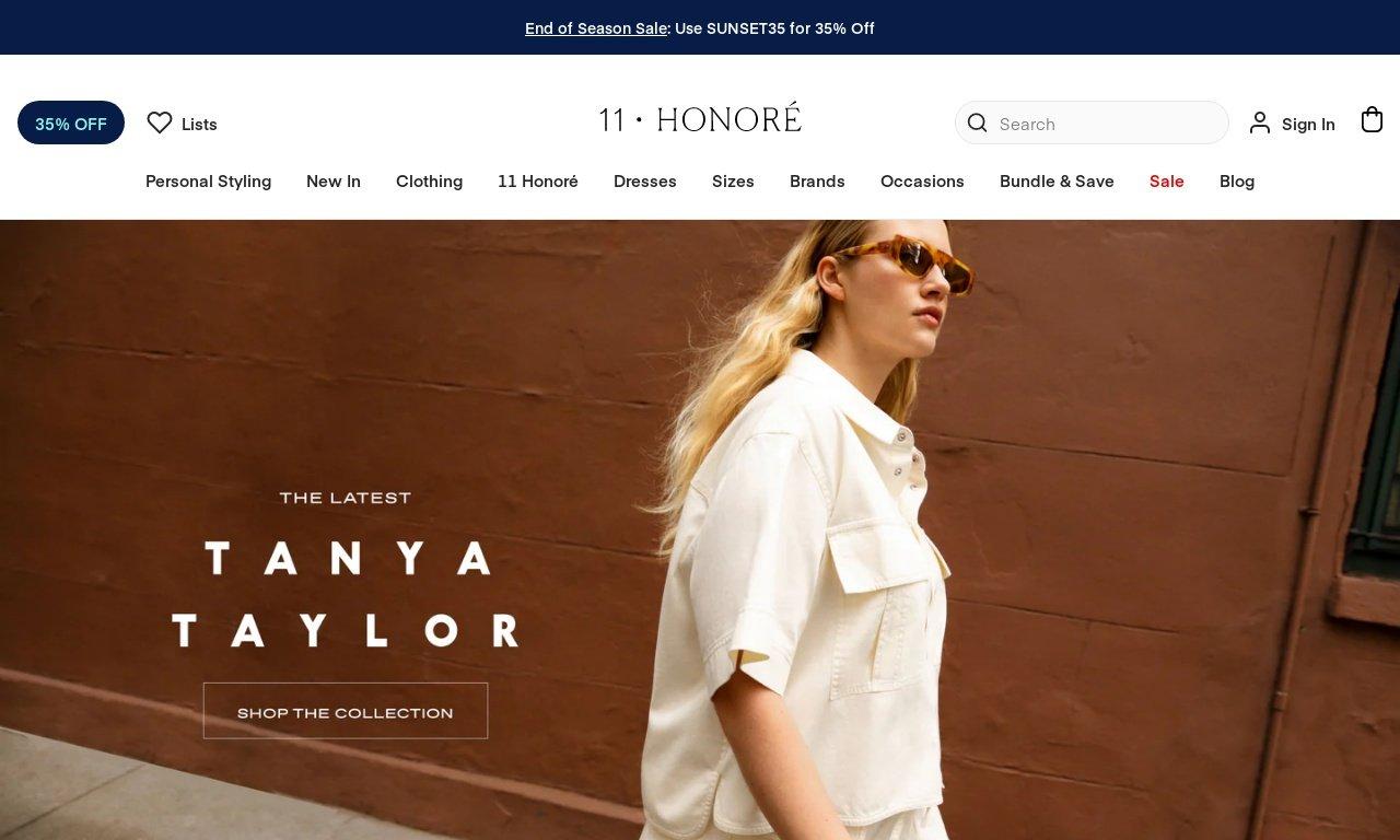 11honore.com 1