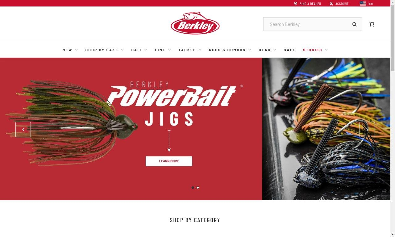 Berkley-Fishing.com 1