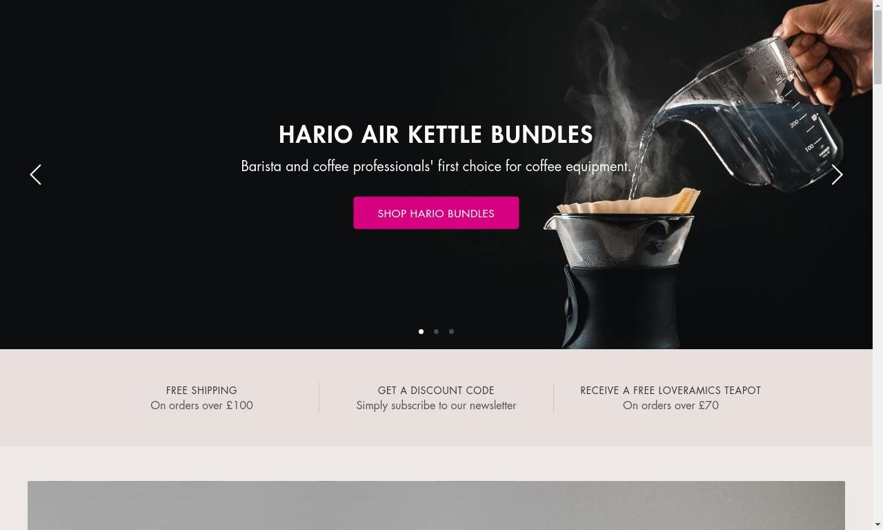Hario.co.uk 1