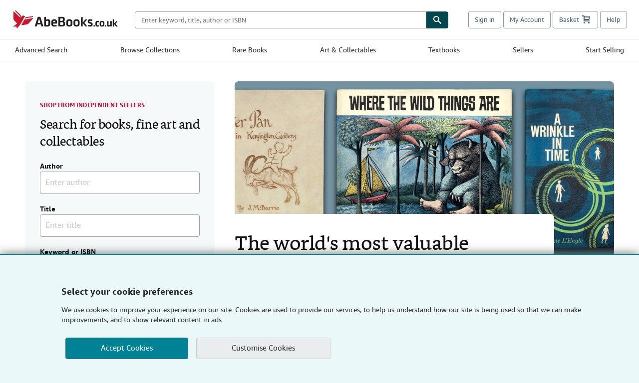Abe books.co.uk 1