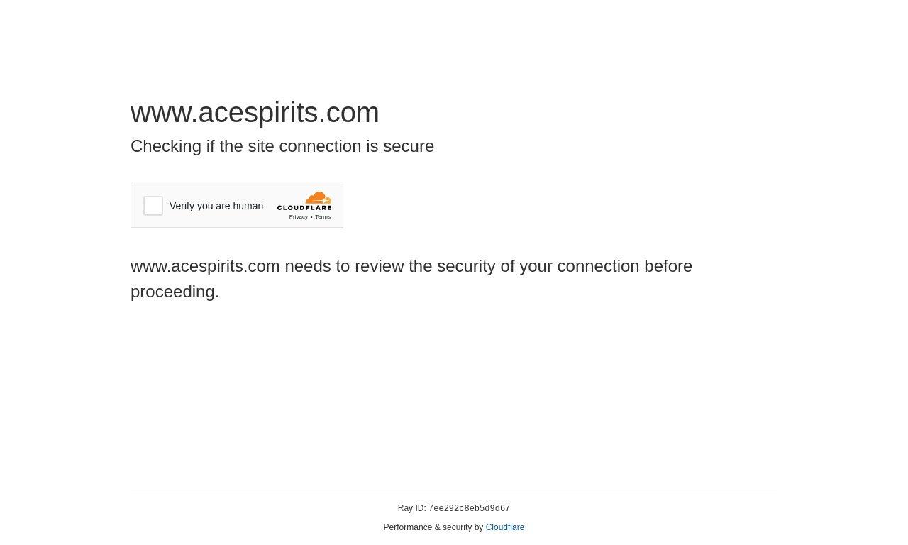 Acespirits.com 1