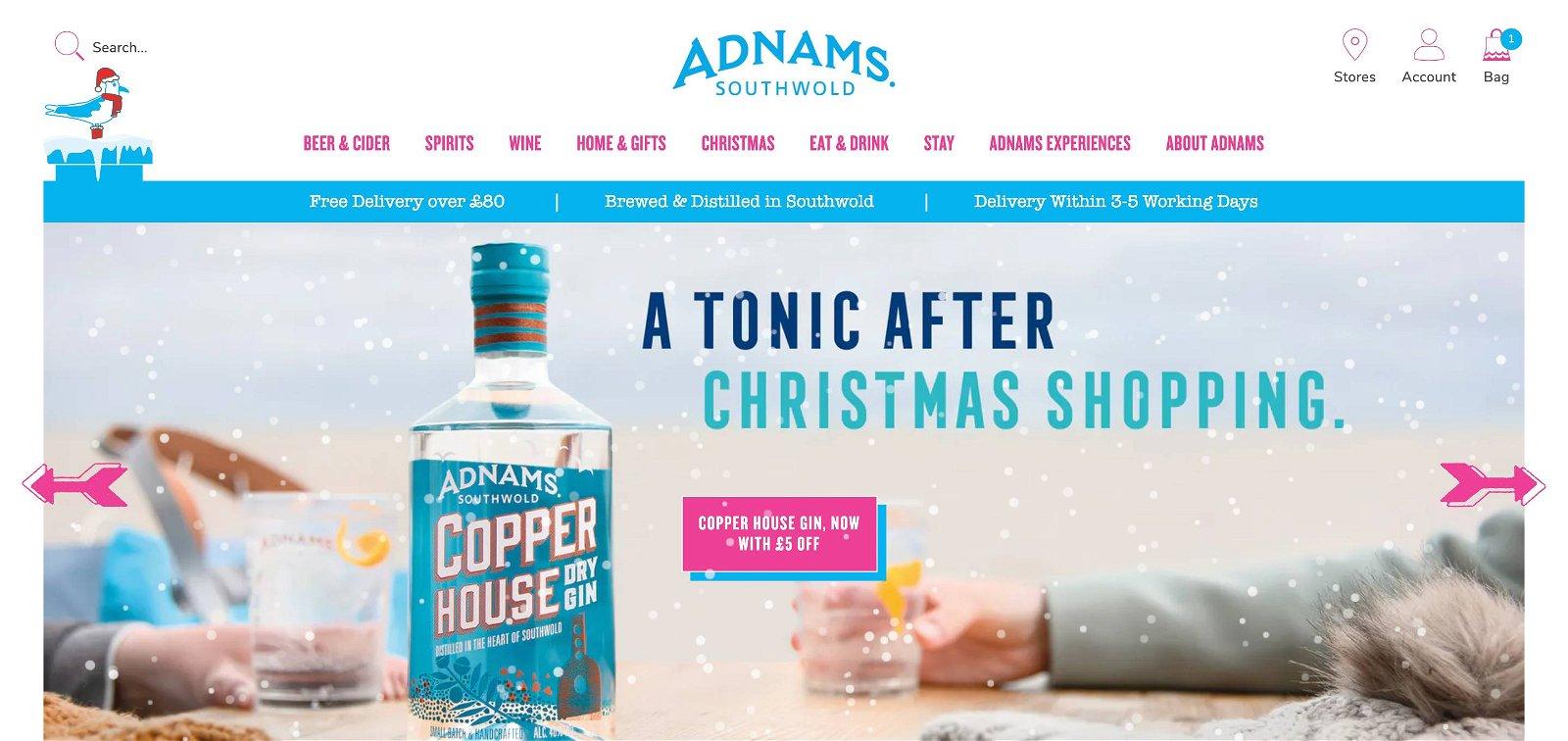 Adnams.co.uk 1