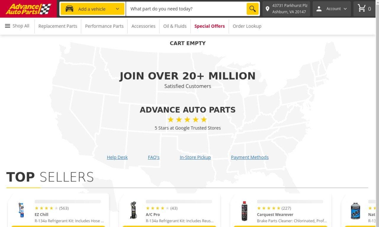 Advanceautoparts.com 1