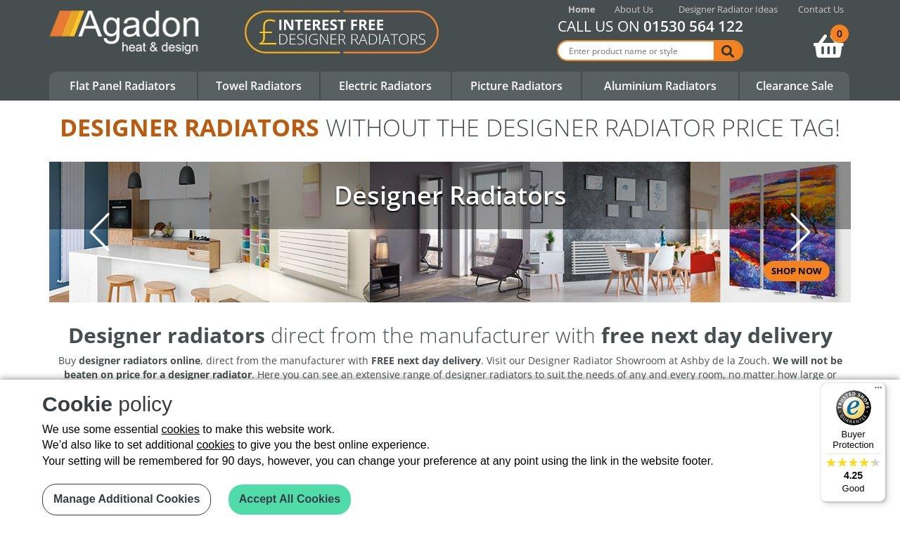 AgadonDesignerRadiators.co.uk 1