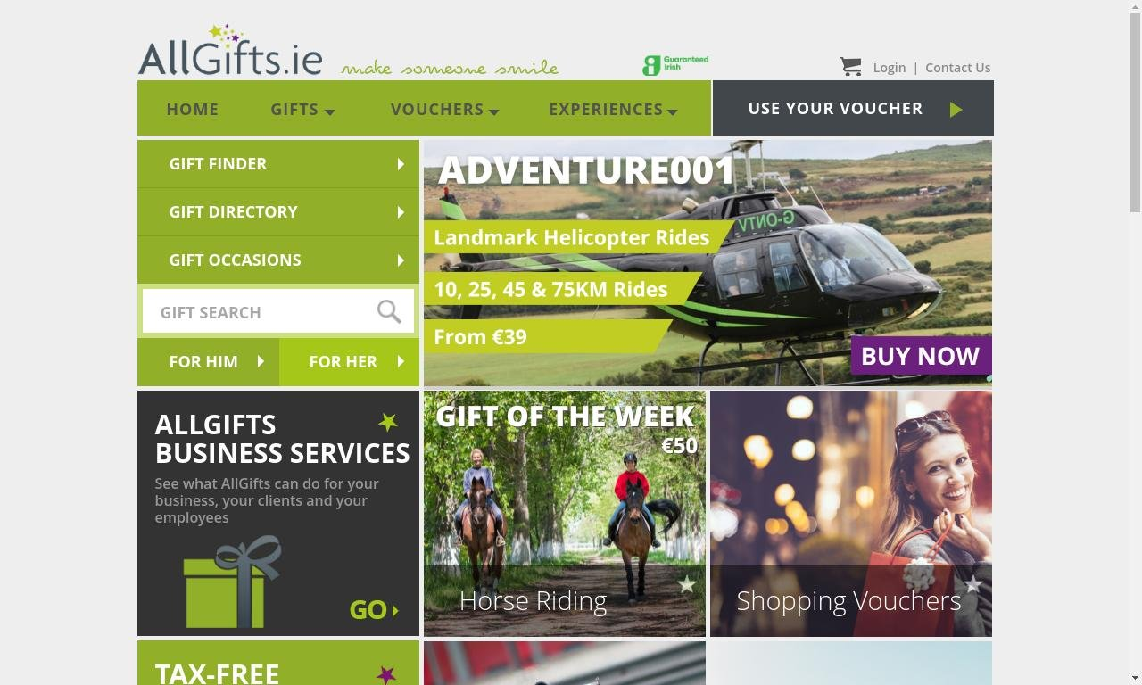 Allgifts.ie 1