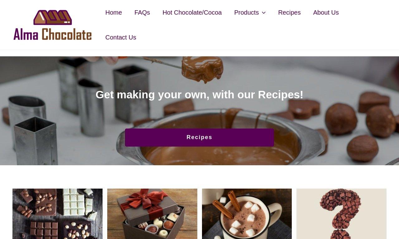 Almachocolate.com 1