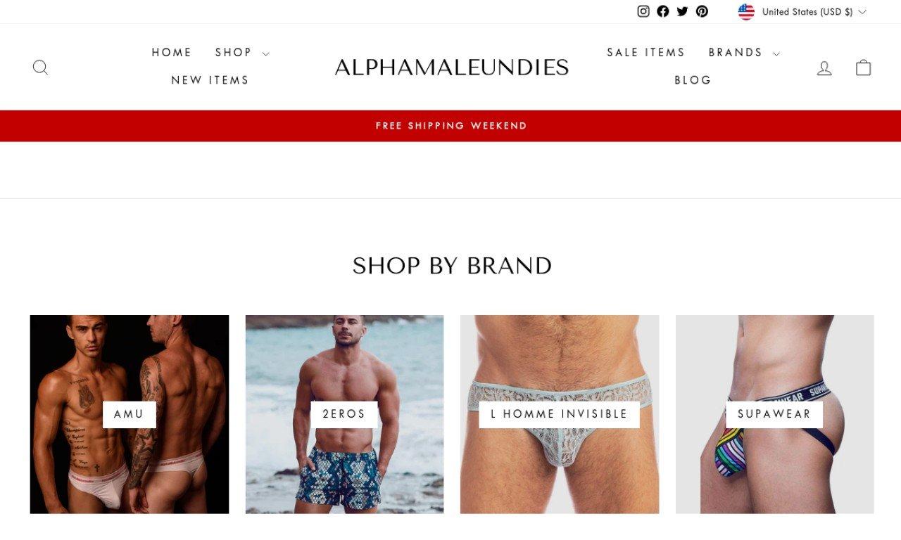 AlphaMaleUndies.com 1