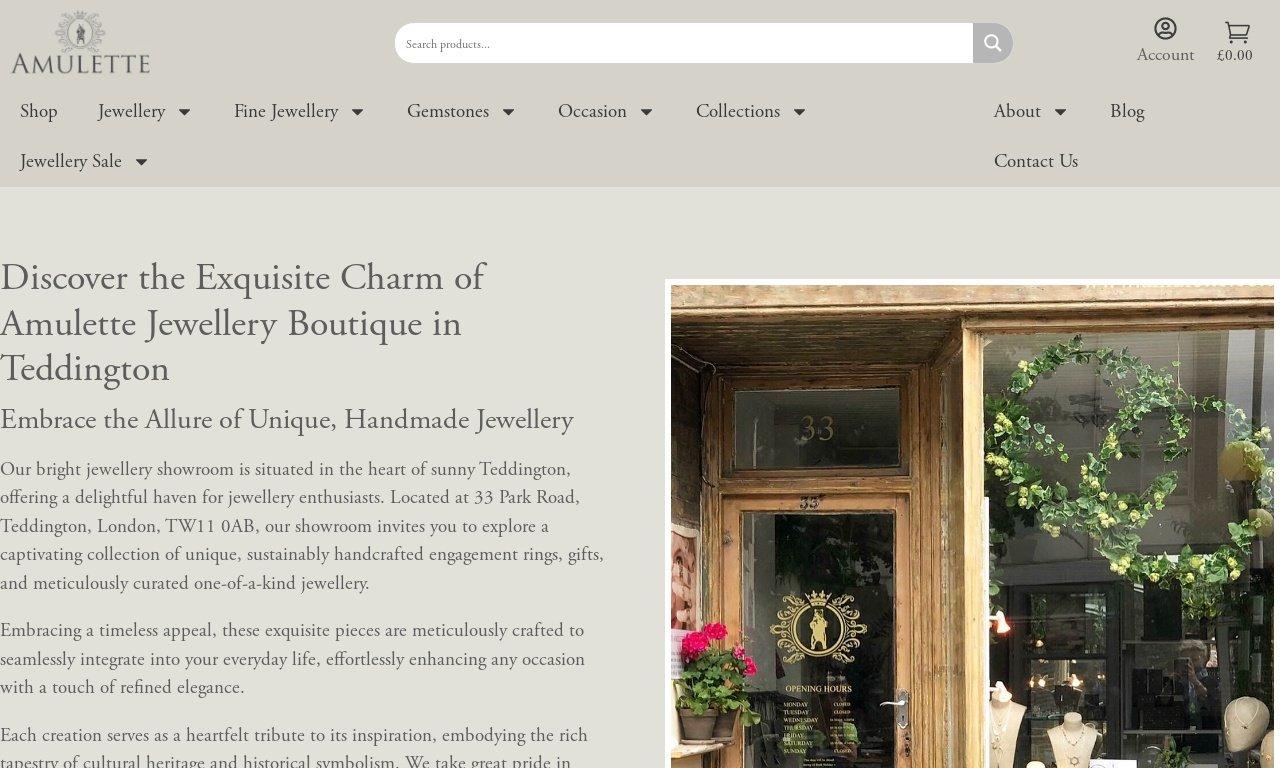 Amulette.co.uk 1