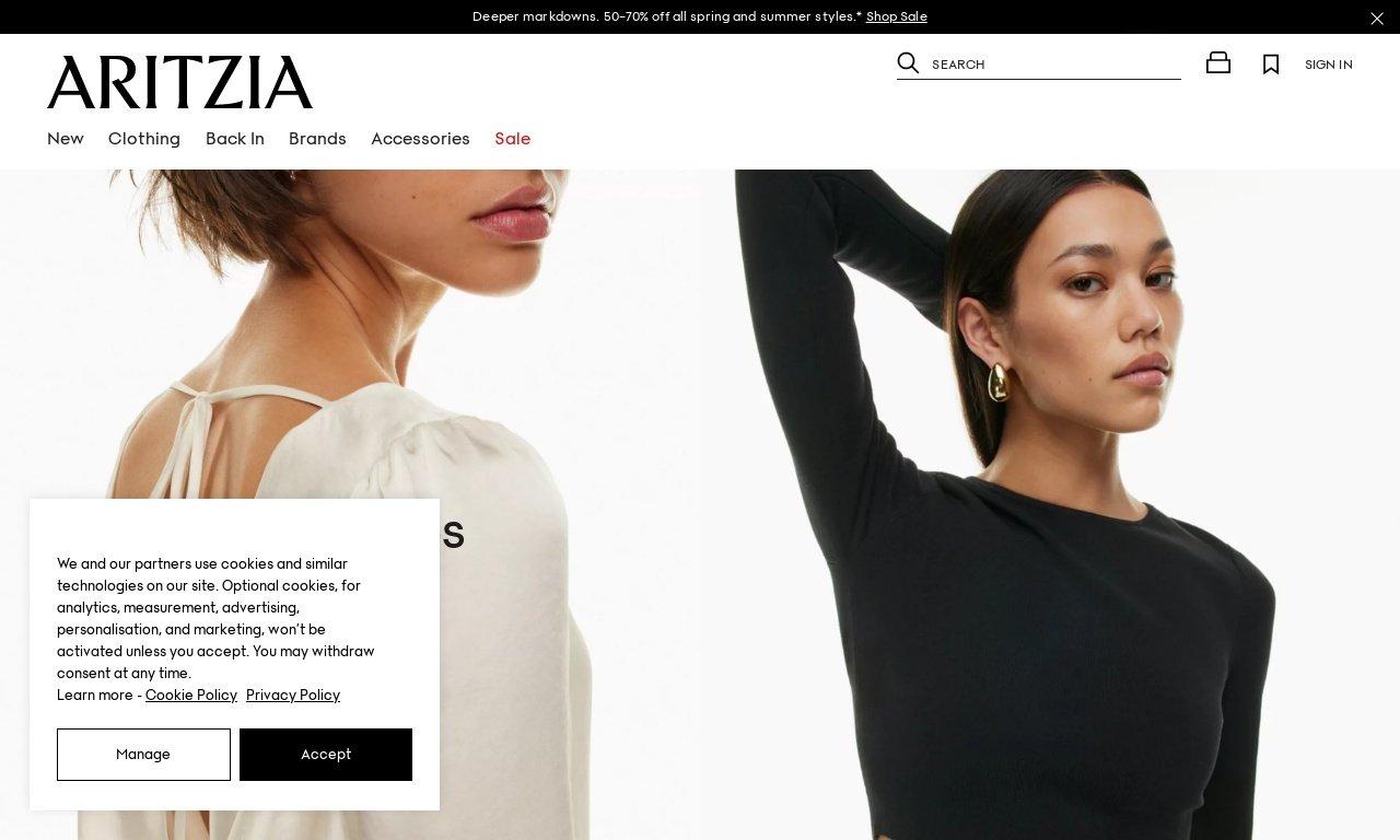 Aritzia.com 1