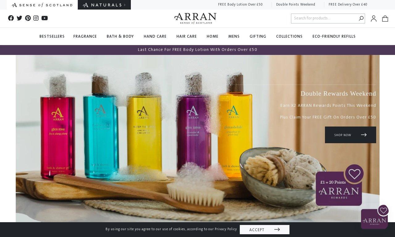 Arran.com 1