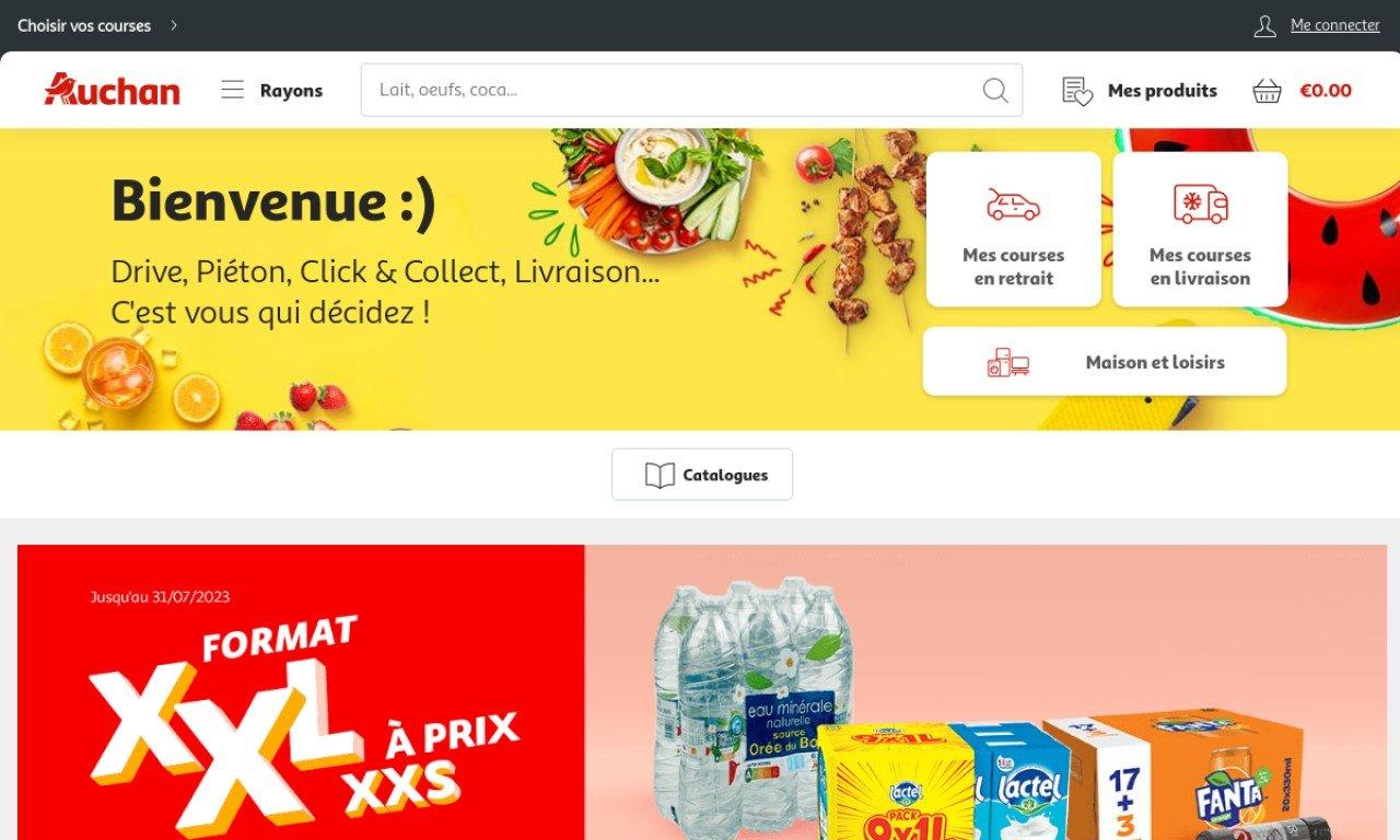 Auchan.fr 1
