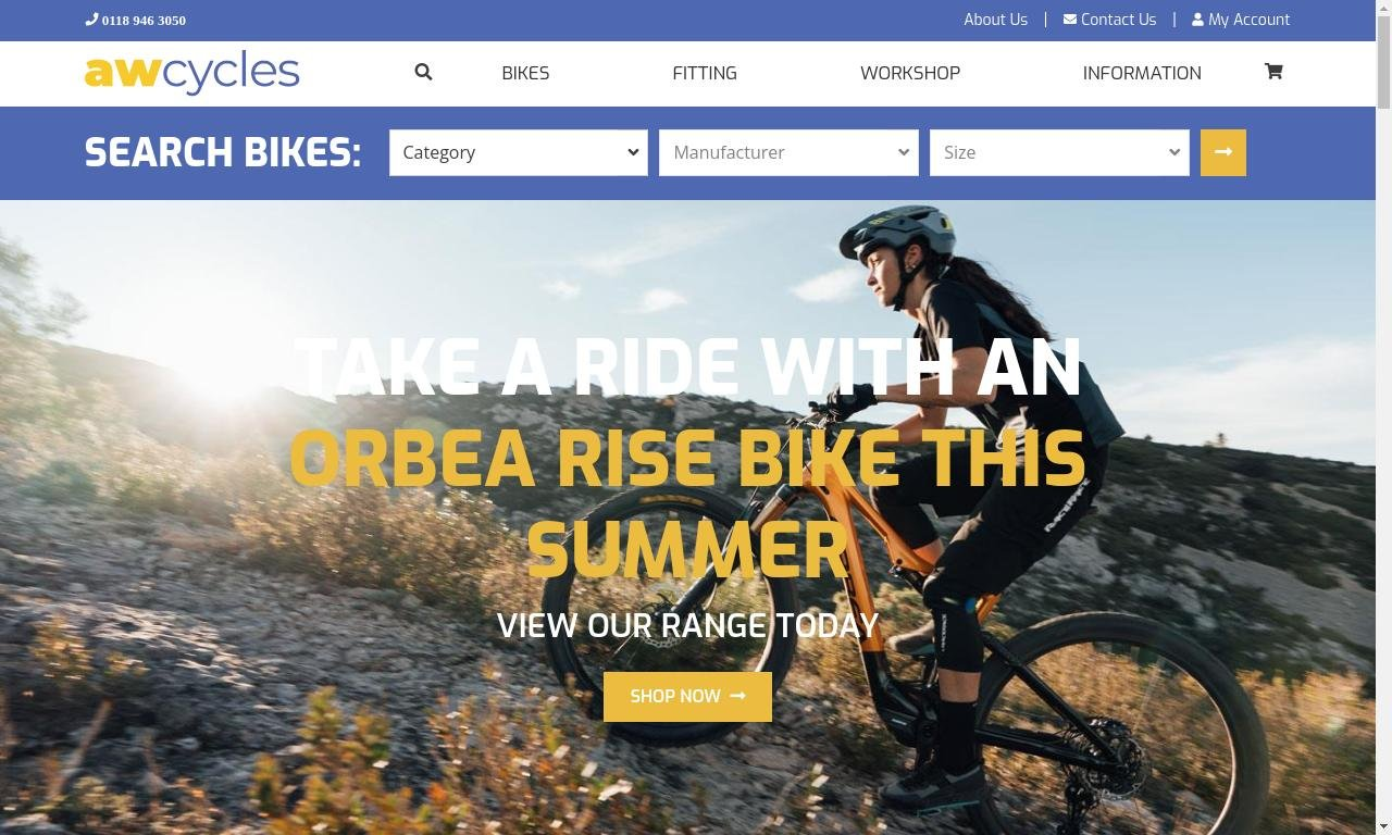 Aw cycles.co.uk 1