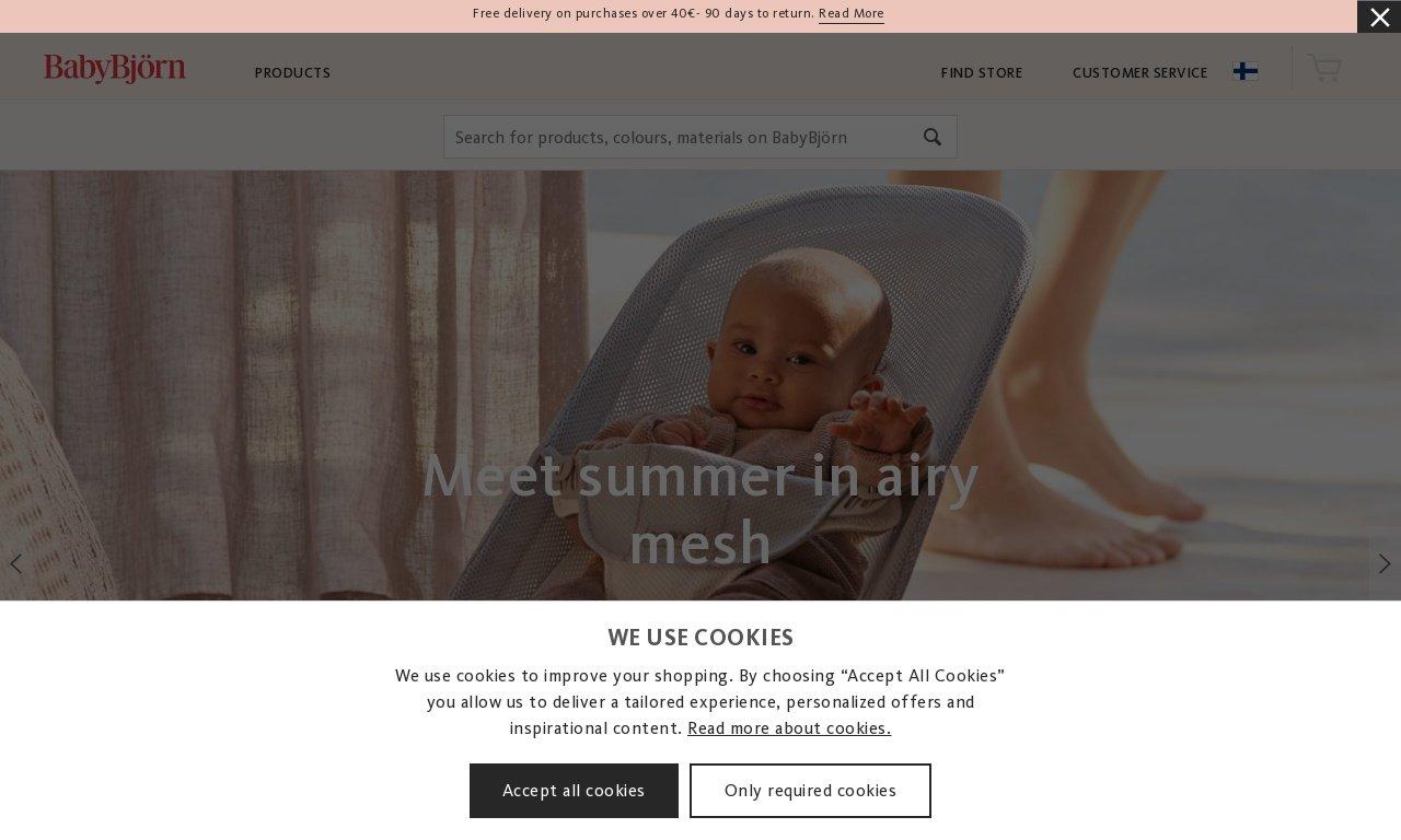 Babybjorn.co.uk 1