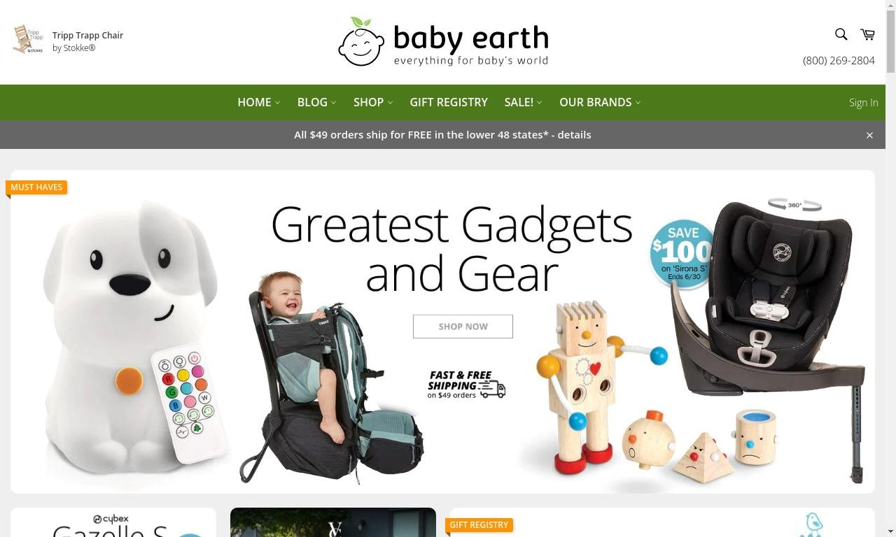 Babyearth.com 1