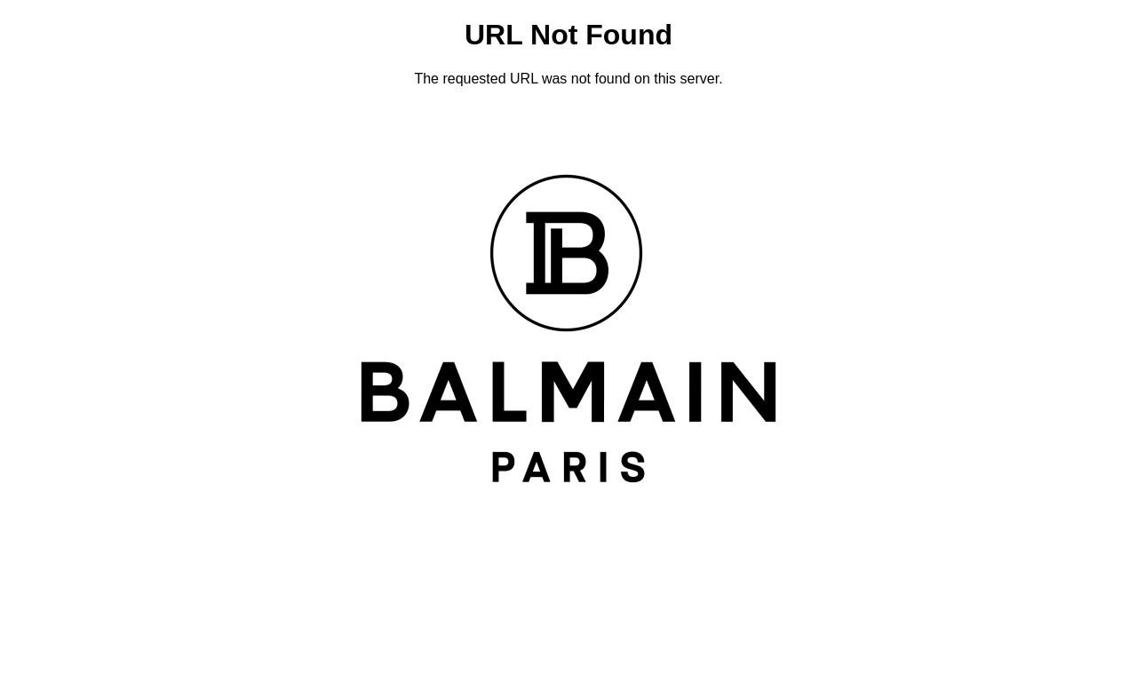 Balmain.com 1