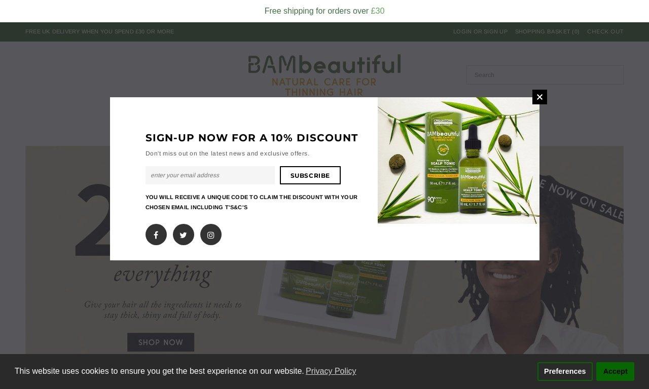 Bambeautiful.com 1