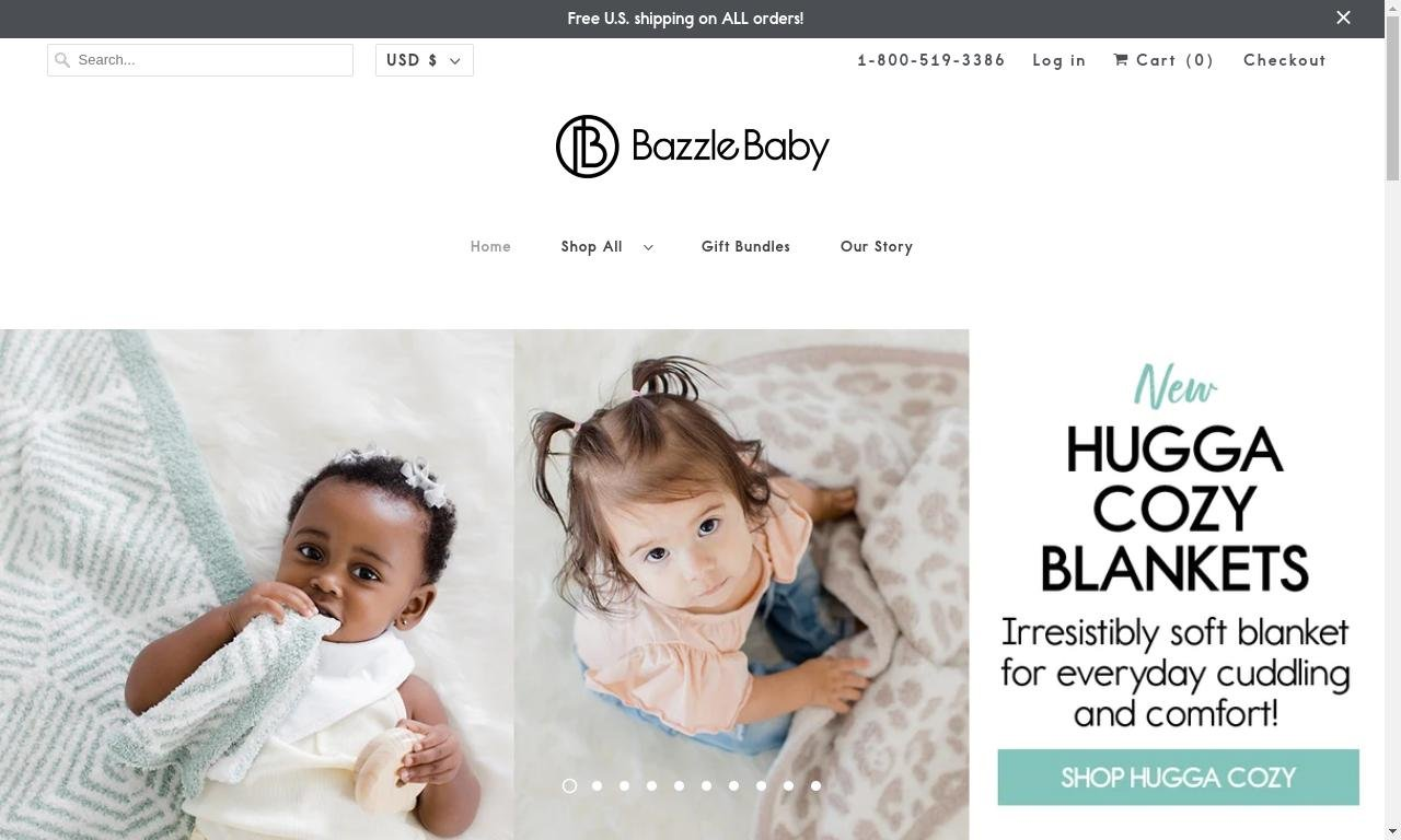 Bazzlebaby.com 1