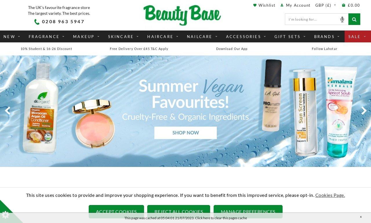 Beautybase.com 1