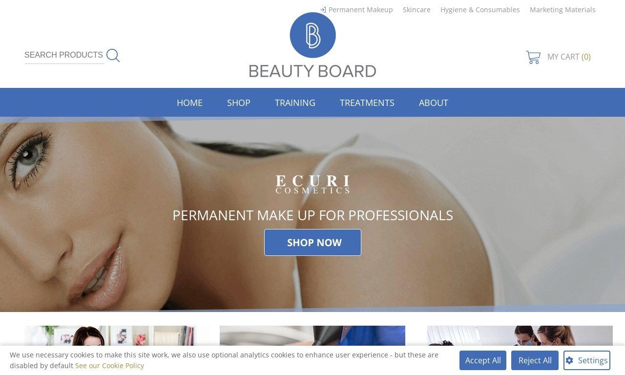 Beautyboard.ie 1