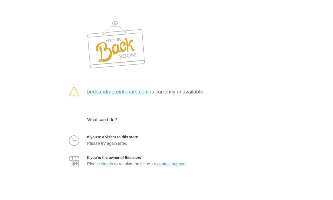 Beds and more interiors.com 1