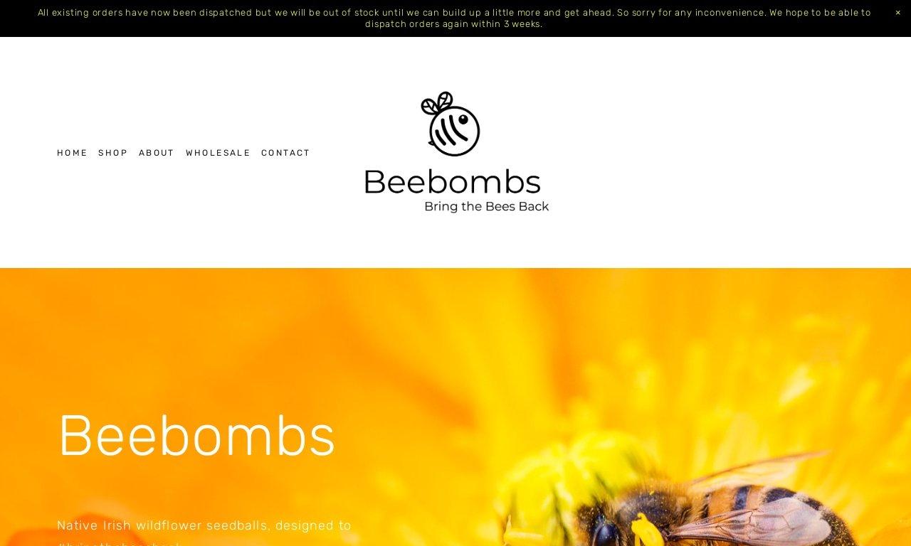 Beebombsireland.com 1