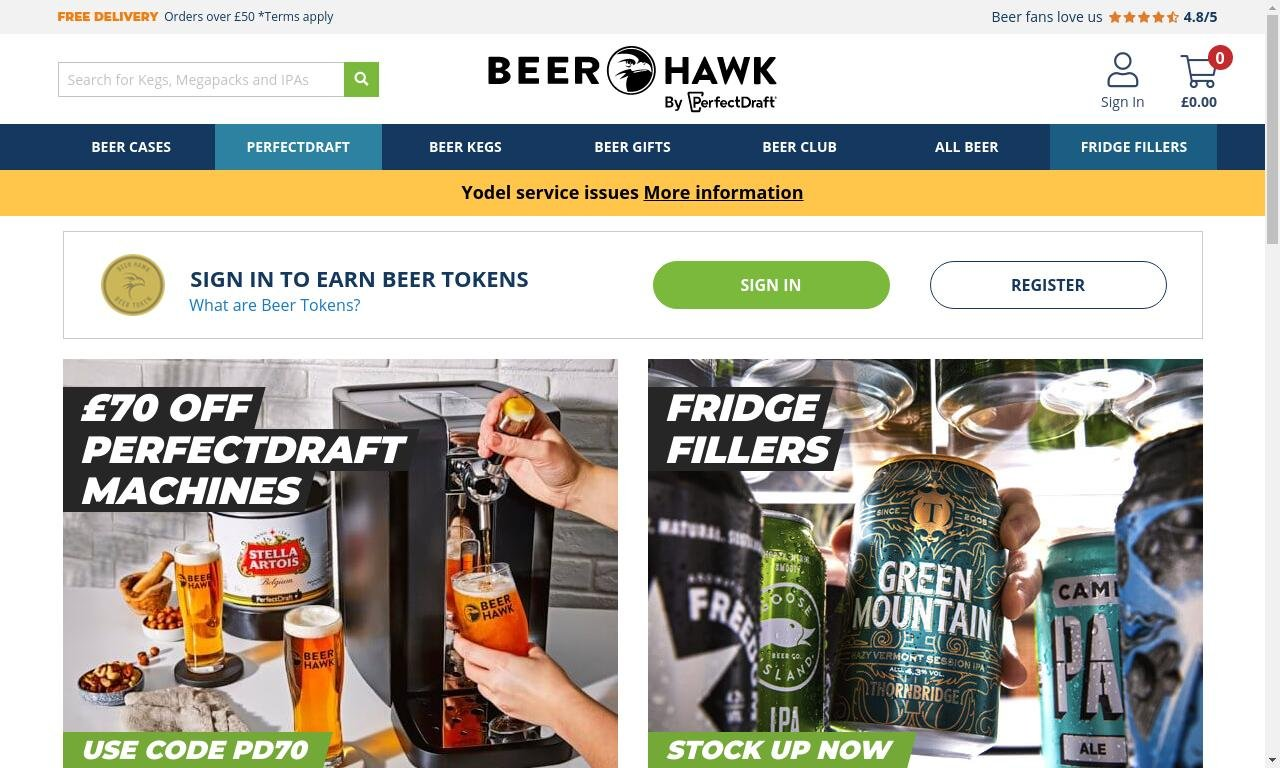 Beerhawk.co.uk 1
