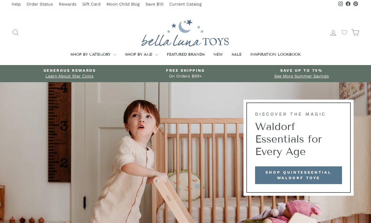 BellalunaToys.com 1