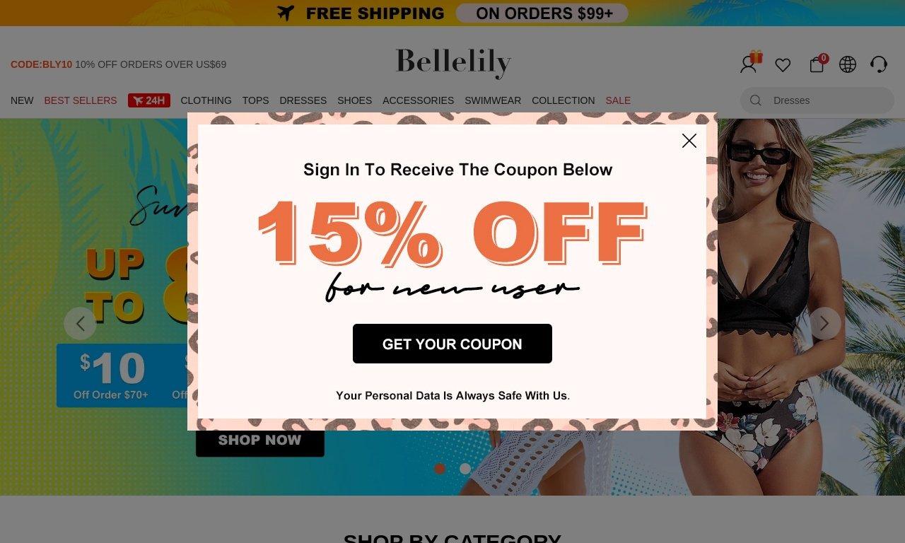 Bellelily.com 1