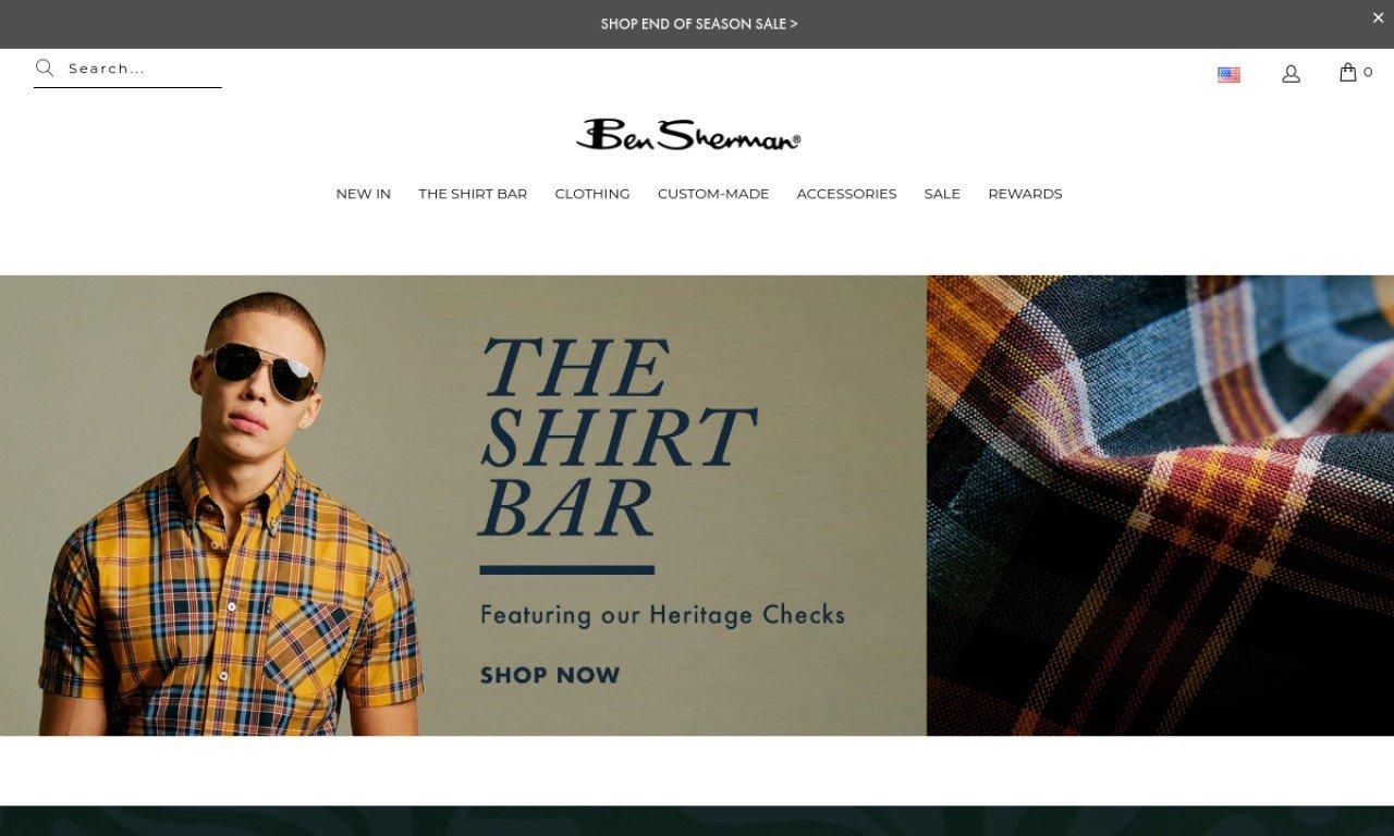 Bensherman.co.uk 1