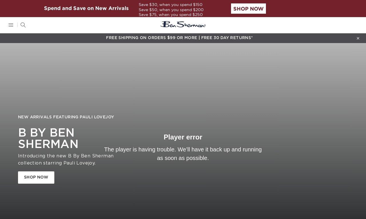 Bensherman.com.au 1