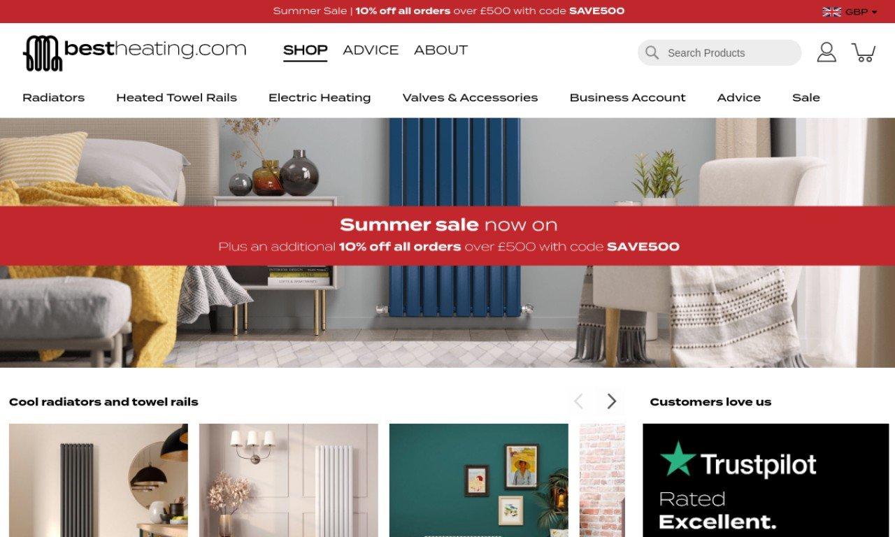 BestHeating.ie 1