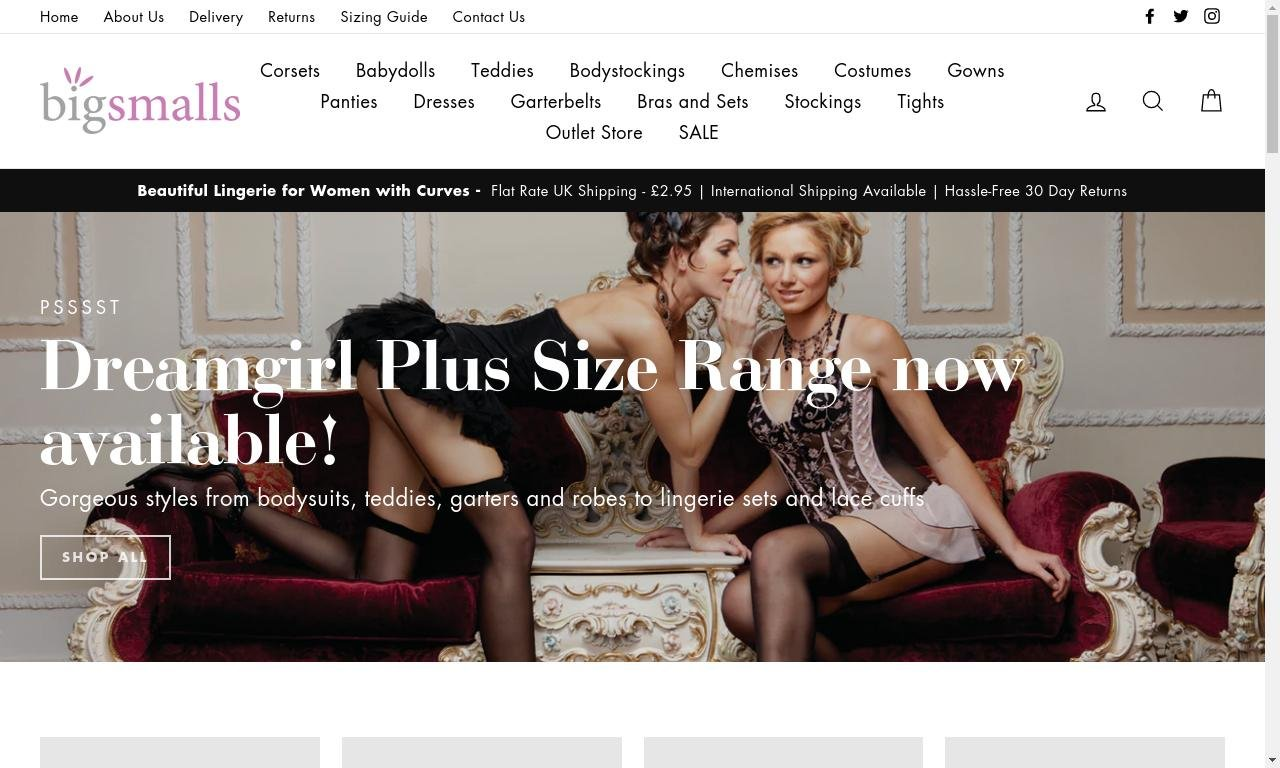 Bigsmalls.co.uk 1