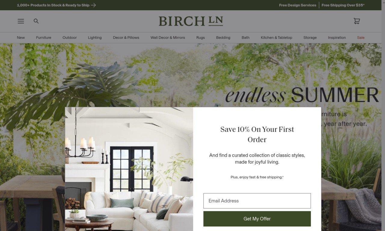 Birchlane.com 1