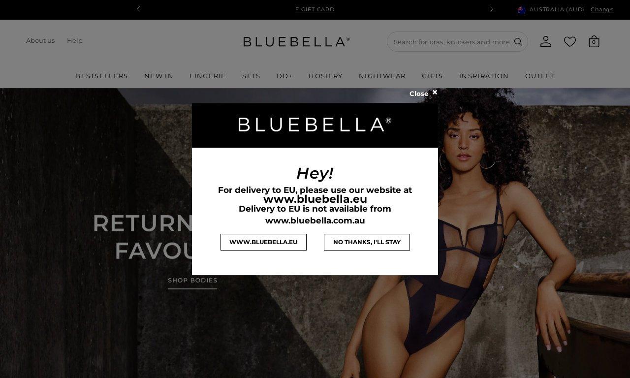 Bluebella.com.au 1