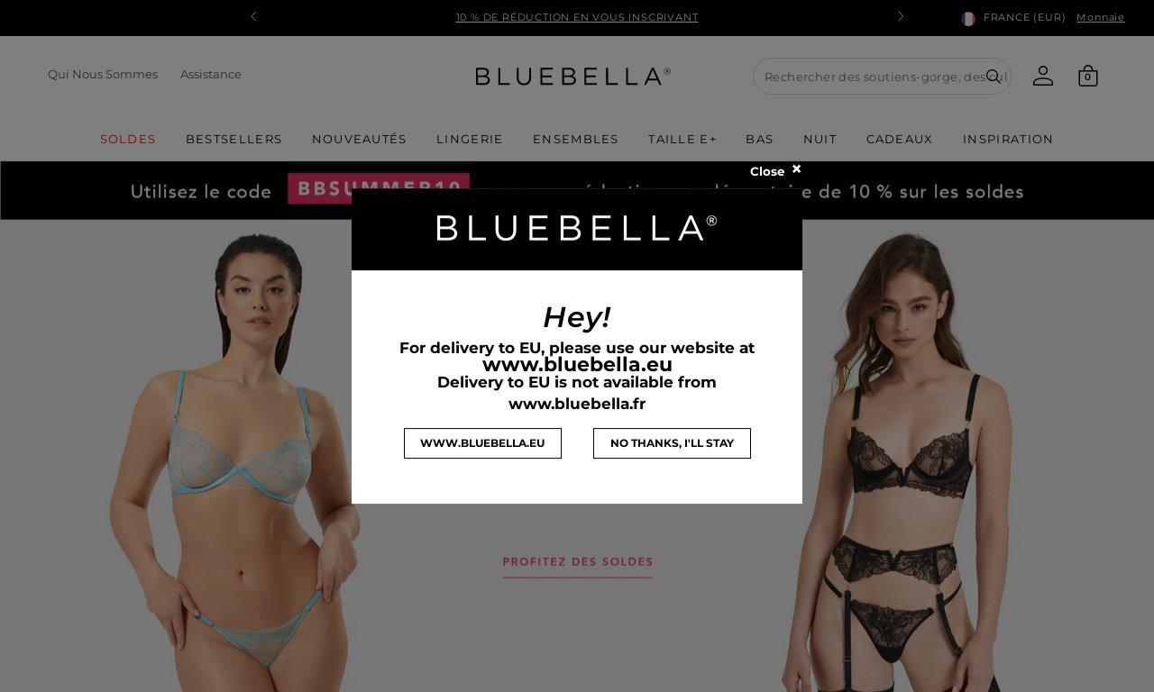 Bluebella.de 1