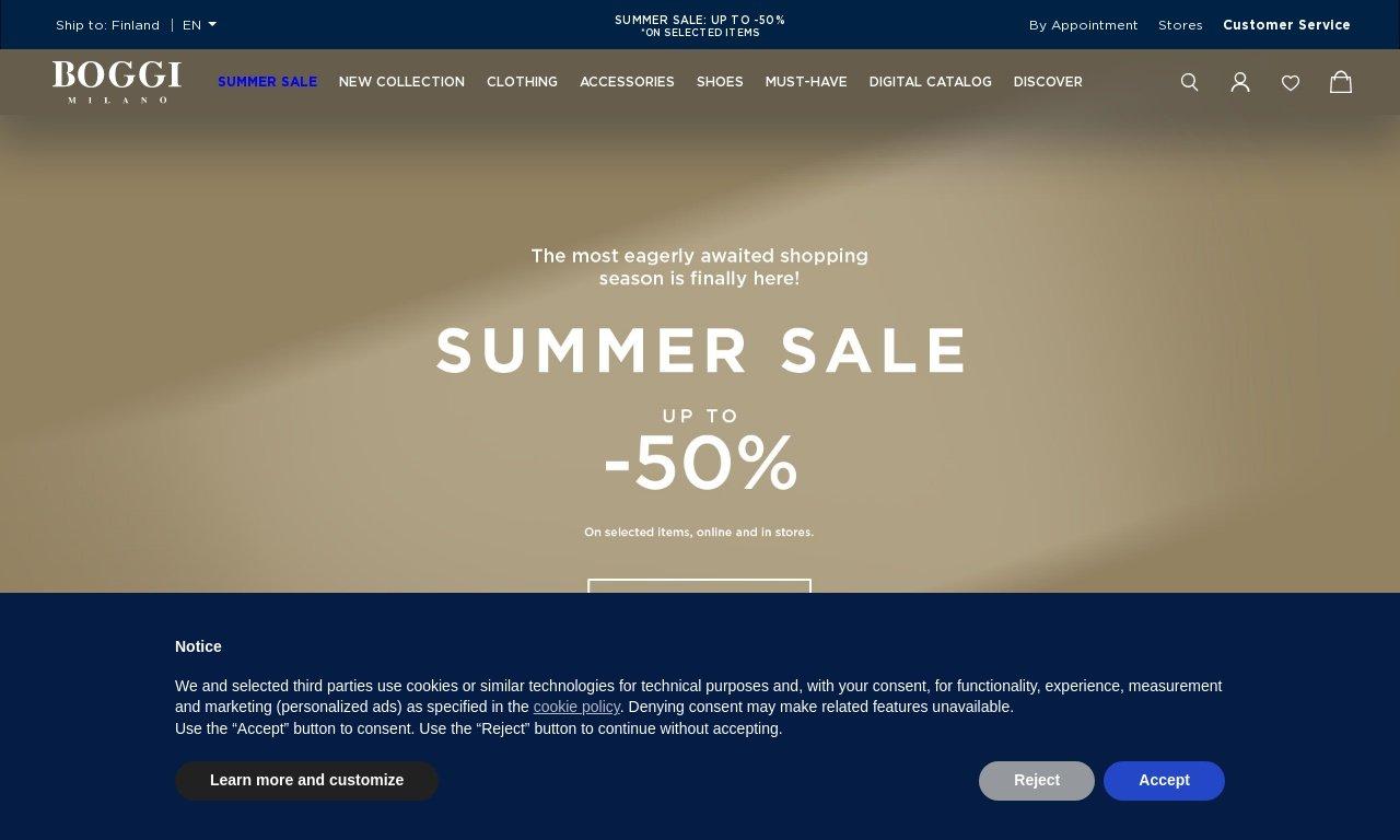 Boggi.com 1
