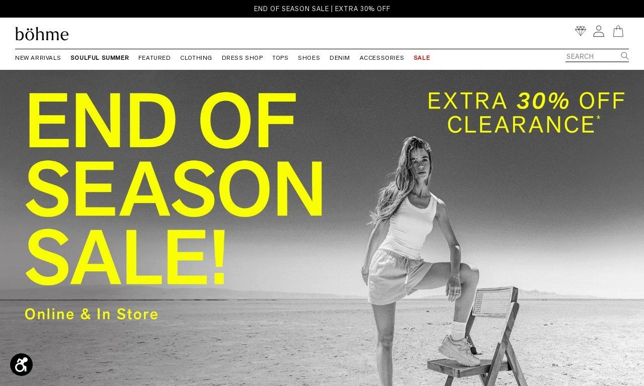 Bohme.com 1
