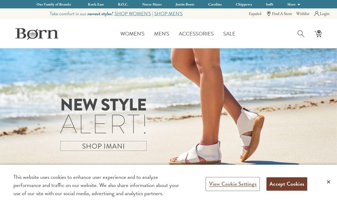 Bornshoes.com 1