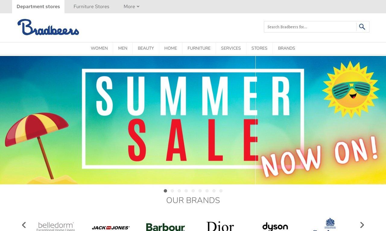 Bradbeers.com 1