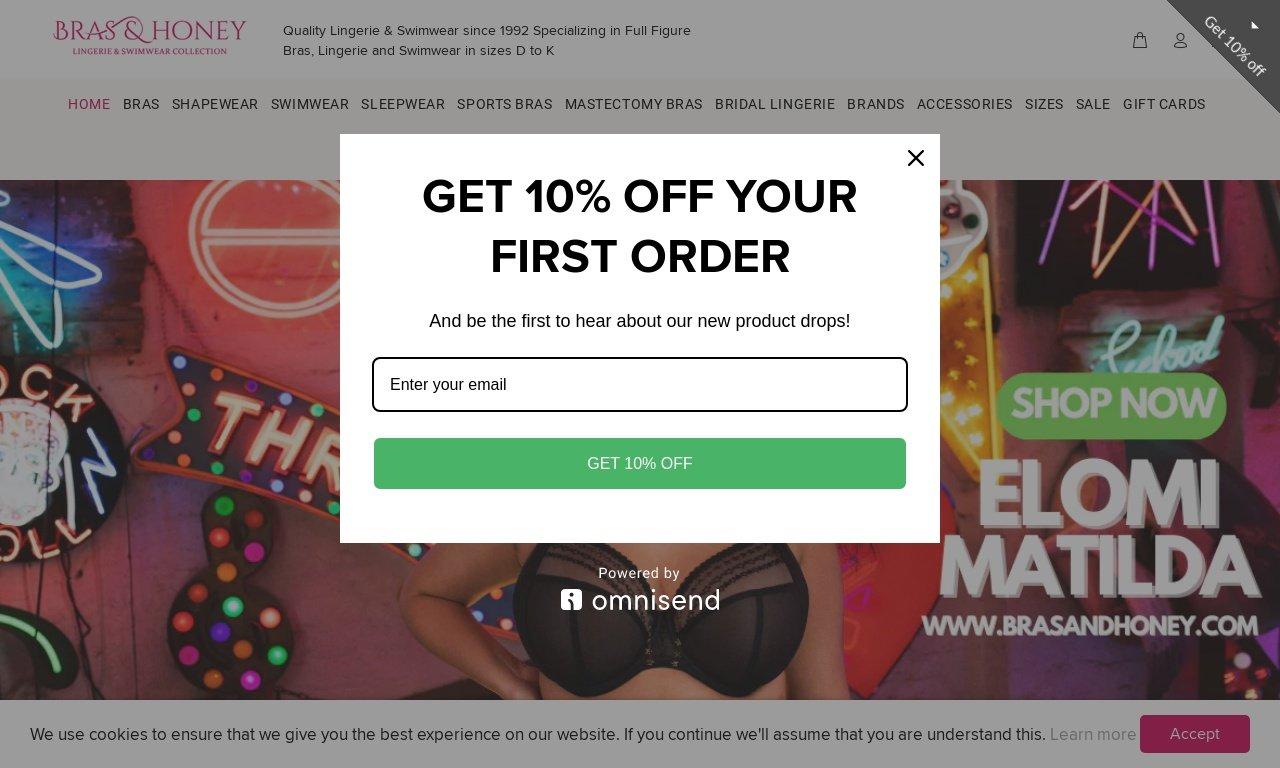 BrasAndHoney.com 1