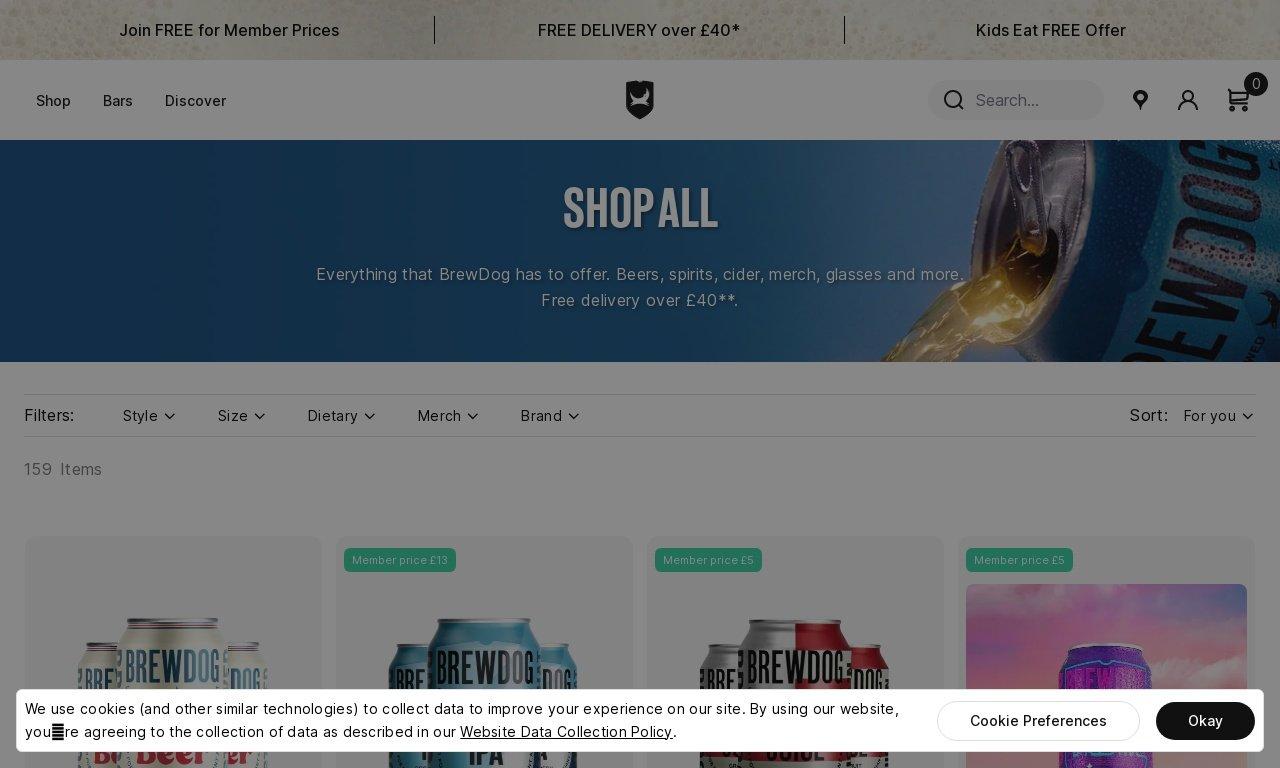 Brewdog.com 1