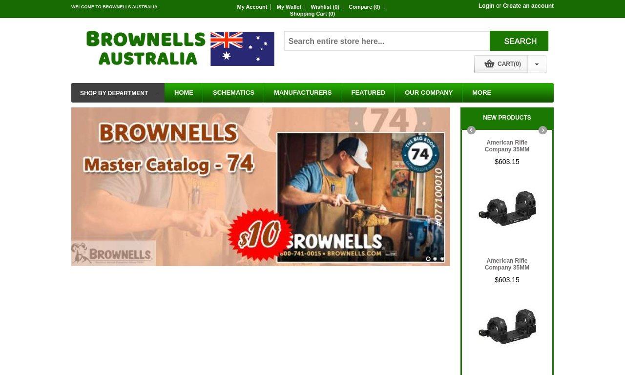 Brownells.com.au 1