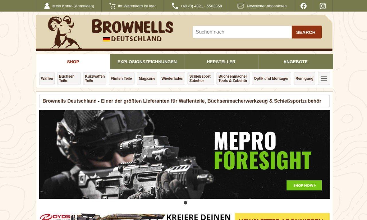 Brownells-Deutschland.de 1