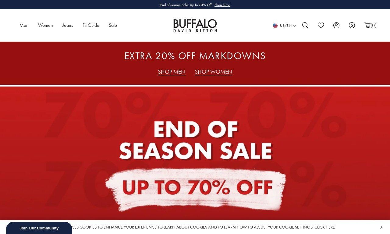 Buffalojeans.com 1