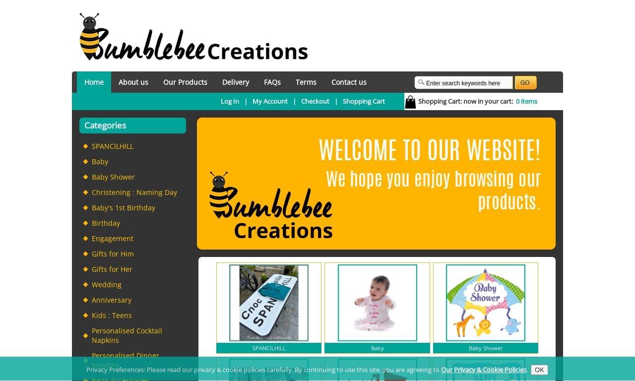 Bumblebeecreations.ie 1