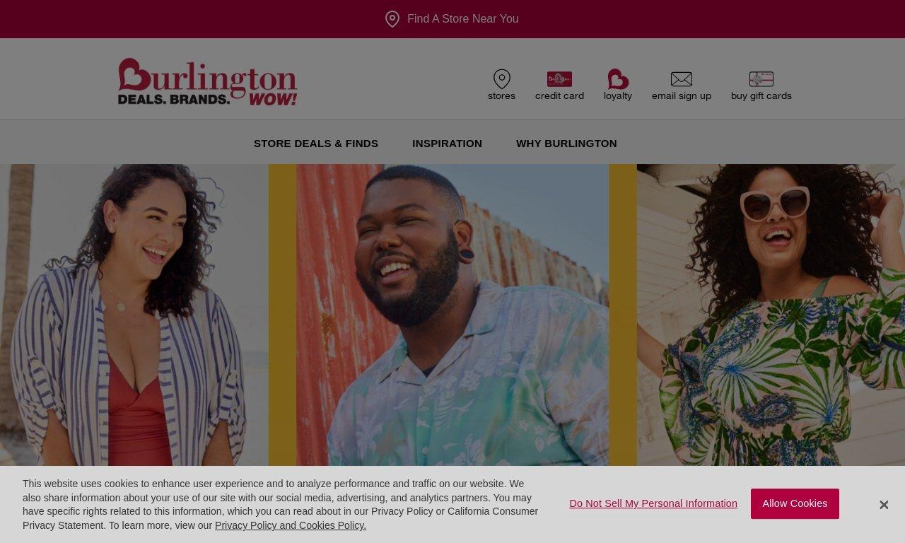 Burlington.com 1