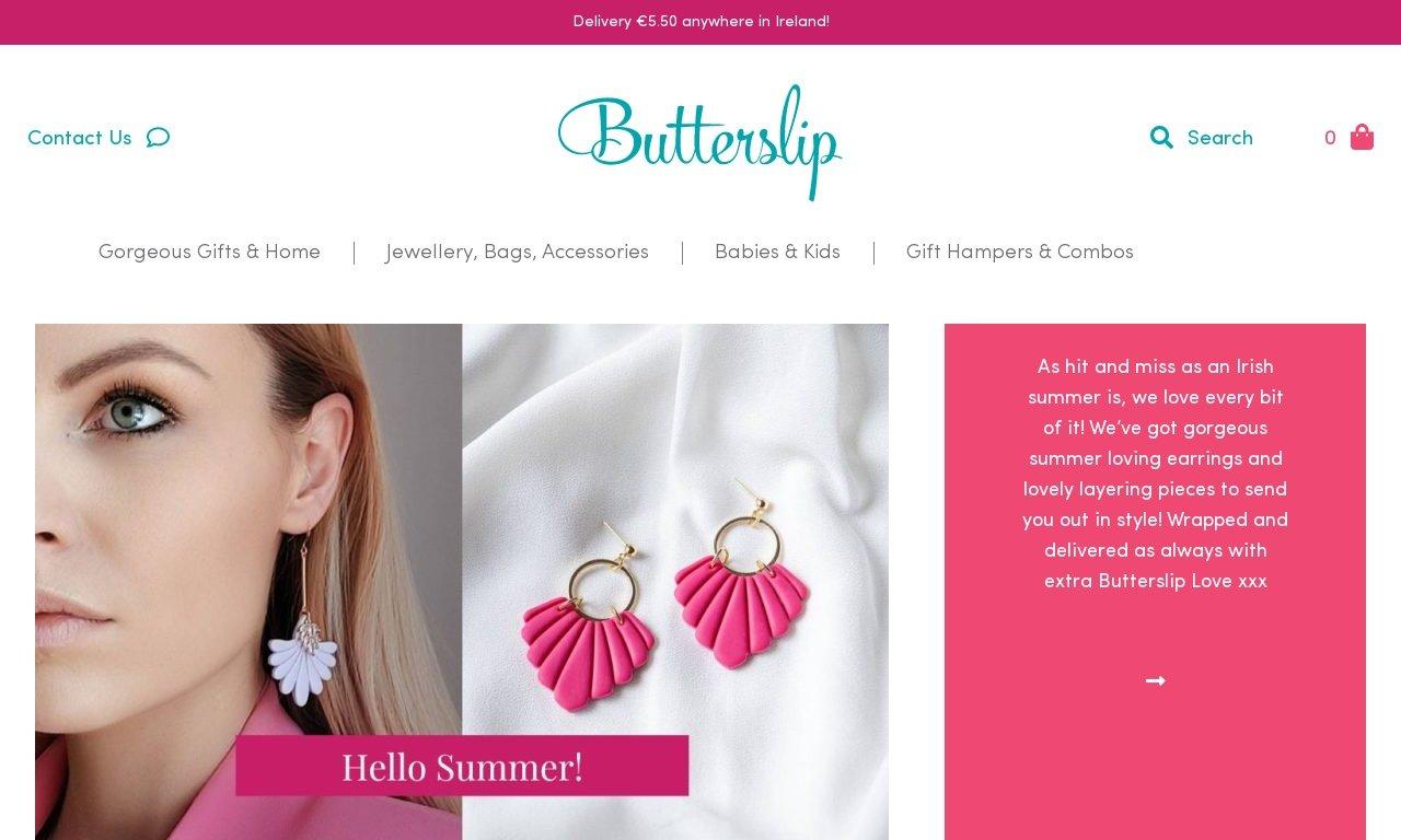 Butterslip.com 1