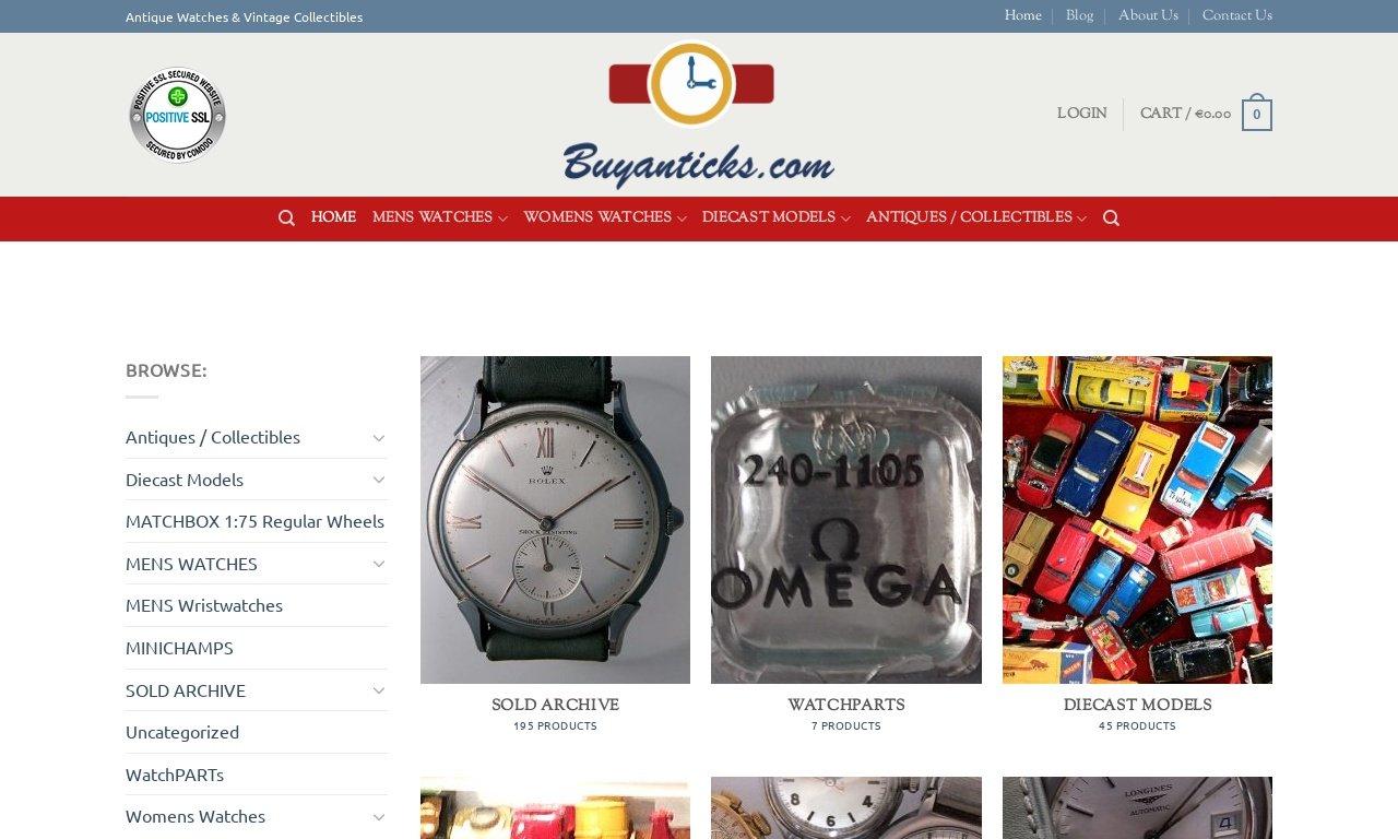 Buyanticks.com 1